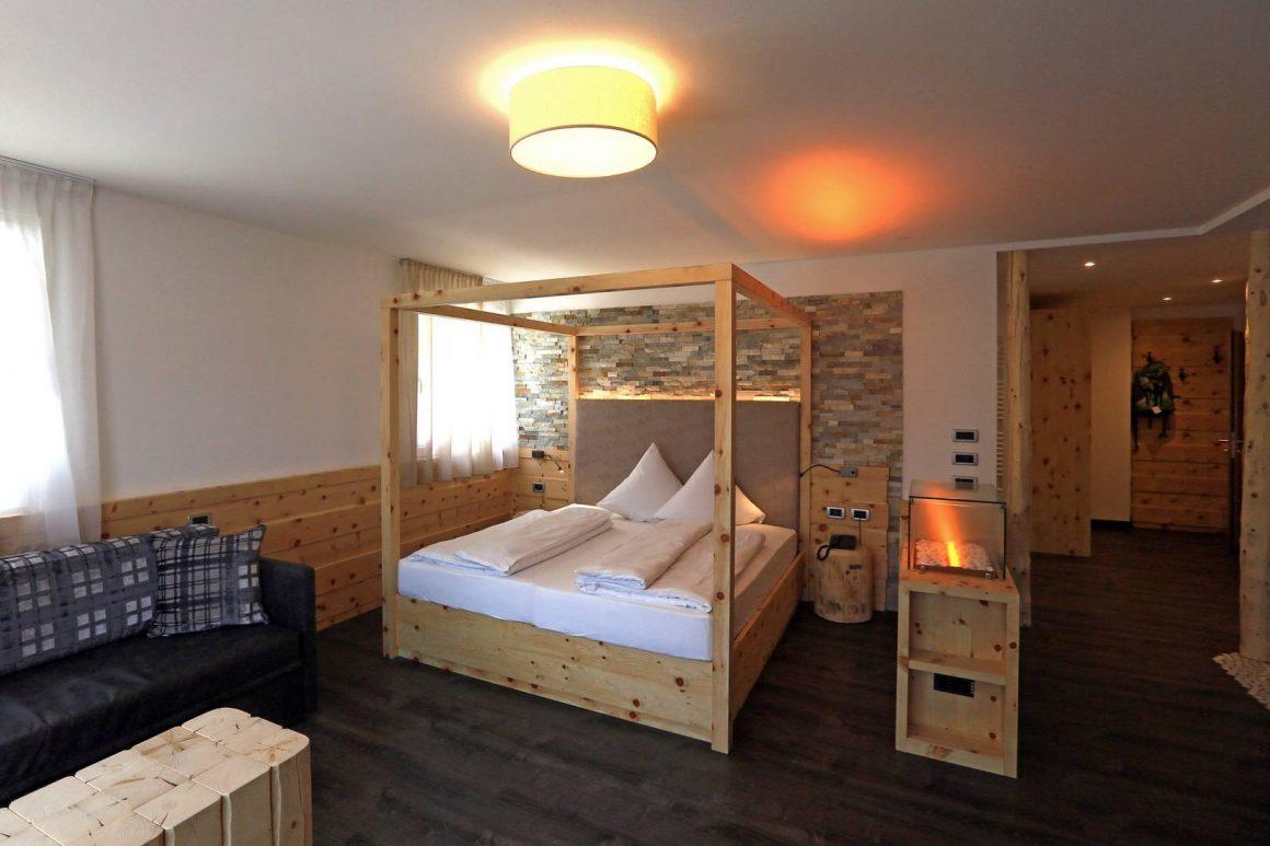 spa suite atoria canazei
