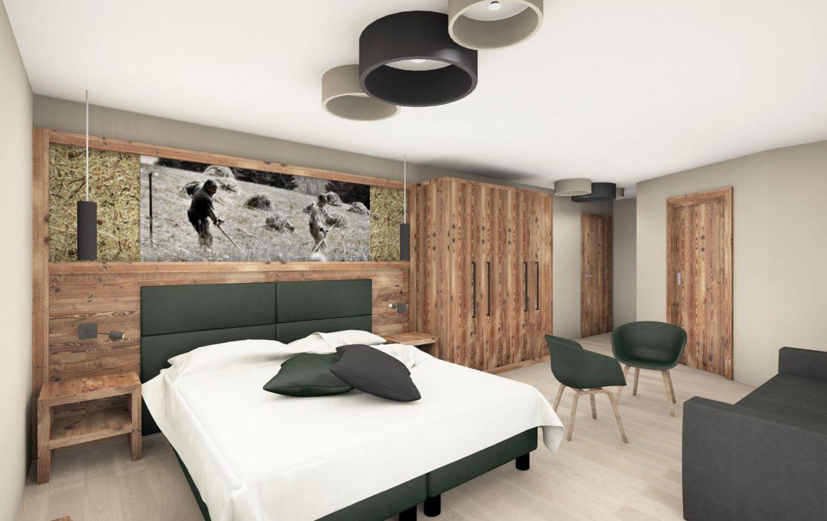 Junior Suite Dolomites