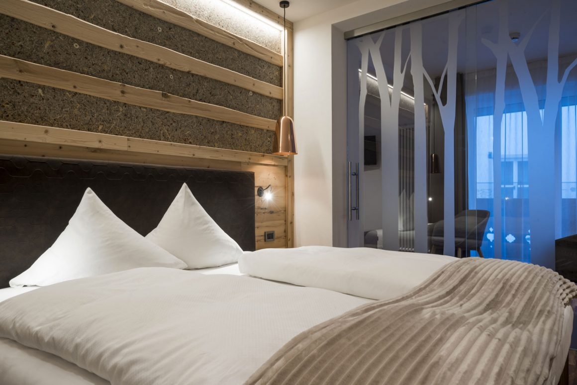 Junior Suite Hotel Astoria Wellness SpaCanazei Val di Fassa Dolomiti