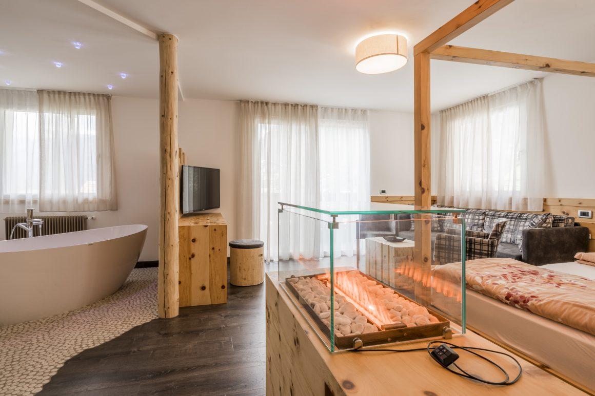 Spa Suite Hotel Astoria Canazei Val di Fassa Dolomiti